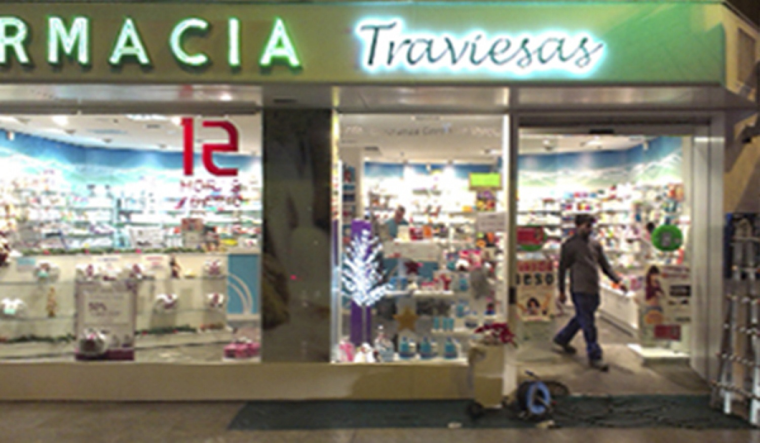 Farmacia Traviesas